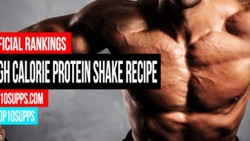 Wysoki kalorii białka wstrząsnąć Receptura