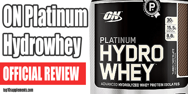 Optimum Platinum Hydrowhey Review
