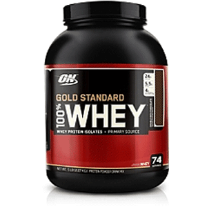 Optimum Nutrition 100% Whey Emas Standard Ulasan
