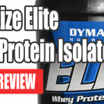 Dymatize Elite Whey Protein Isolate Reviews