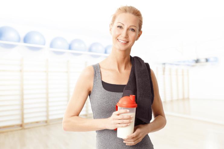 fehérje a fogyáshoz és az izomtömeg gyors növekedéséhez