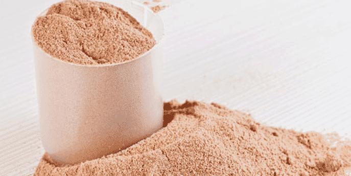 Kaseinproteinpulver til kvinner