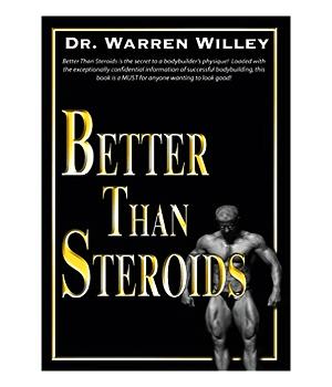 besser als Steroide-Taschenbuch-Buch