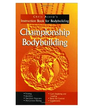 선수권 대회 - 보디 빌딩 - 크리스 - acetos 명령어 - 책에 대한-보디 빌딩