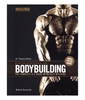 Lexikon-of-Bodybuilding-the-complete-az-Book-on-Muskel-Gebäude