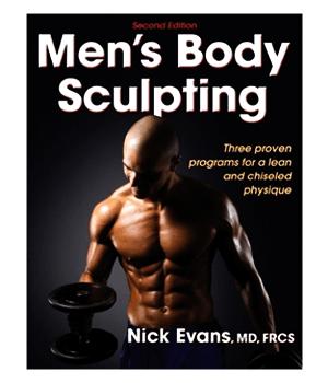 رجل والجسم والنحت-ب-نيك-إيفانز