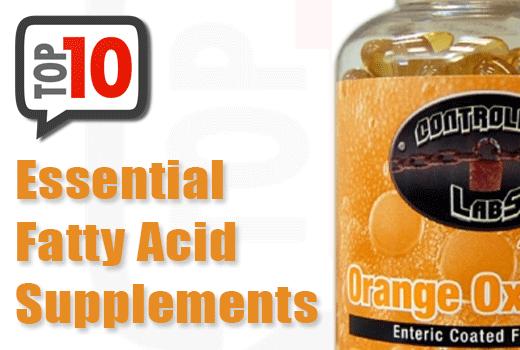 best essential fatty acid supplements 2013