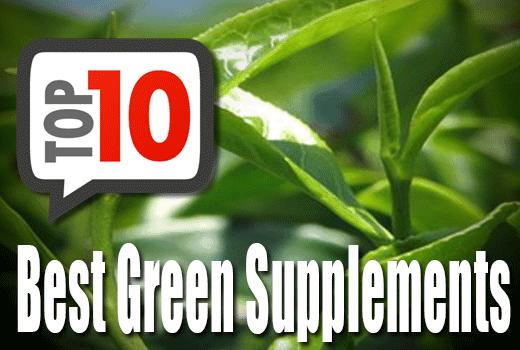 best green supplements 2013