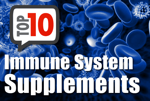 best Immune System Supplements for 2013