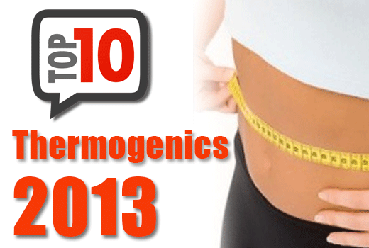 best thermogenics for 2013