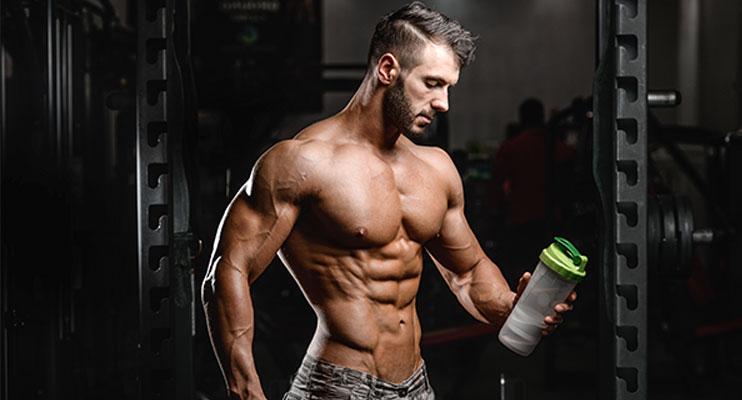 Bodybuilder სასმელი ცილოვანი Shake