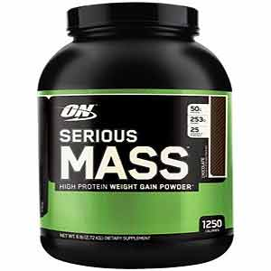 Optimum Nutrition Serious Mass Recensione