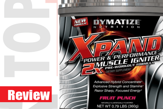 Dymatize Xpand 2X Review