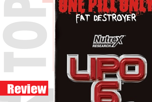 Lipo-6 Black Ultra Review