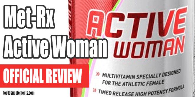 Met-Rx Review Donna Attiva