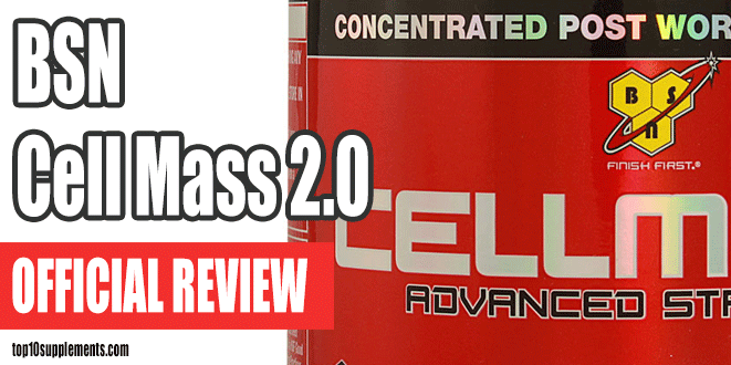 BSN Cell Mass 2.0 recensione