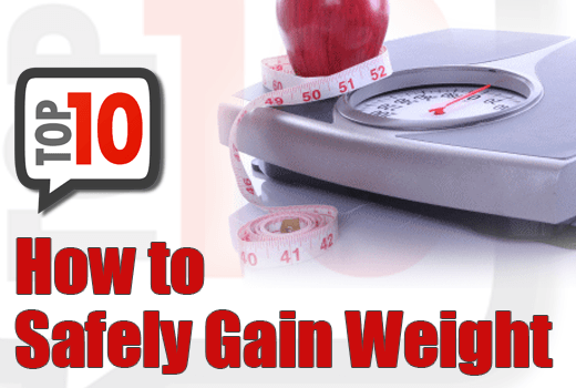 How to Gain Weight Fast
