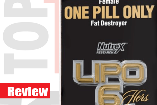 Lipo-6 Black Hers Ultra Concentrate Review