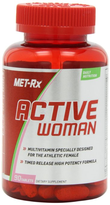 Met-Rx Active Woman Review