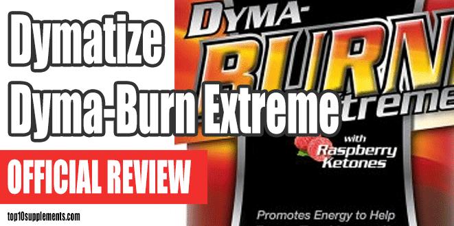 Dymatize Dyma Burn Extreme schreiben