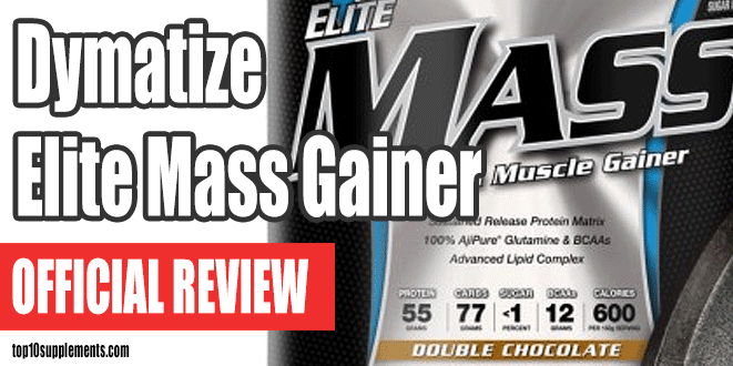 Dymatize Elite Mass Gainer recensione