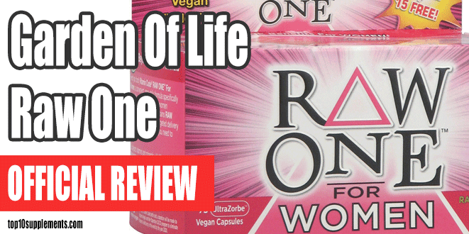 Garden Of Life Raw One Review