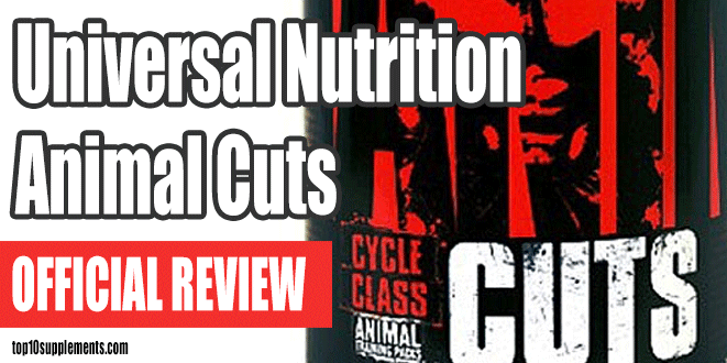 Universal Nutrition Animal Cuts recensione