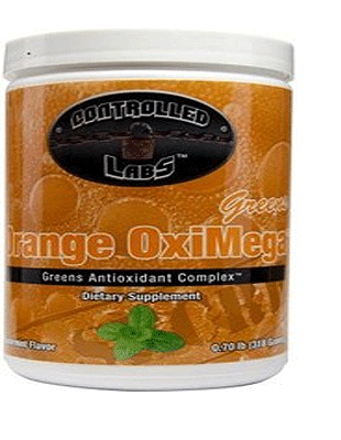 Controlled labs oximega greens