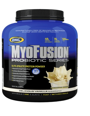 Gaspari Nutrition Myofusion