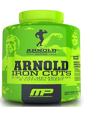 MusclePharm Arnold Series Iron Cuts