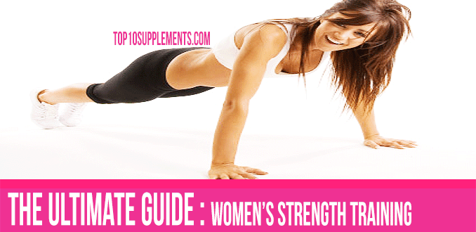 Strength Training for Women: The Ultimate Guide