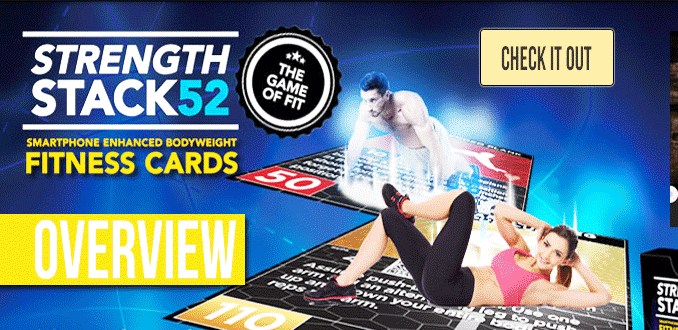 Strength Stack 52 Fitness Cards Review