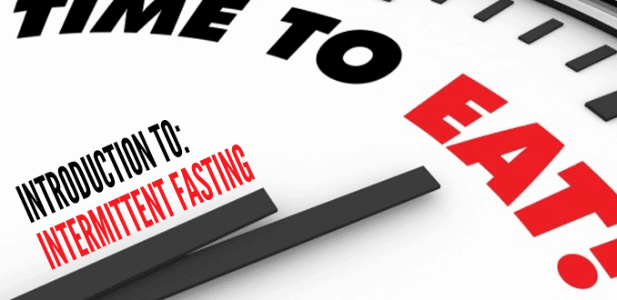 En introduktion til intermitterende Fasting for begyndere
