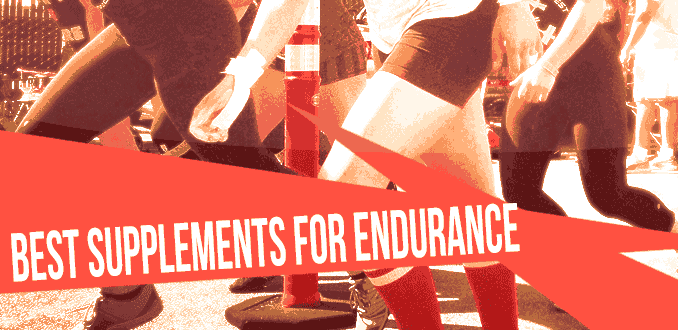 10 best supplements for endurance and stamina