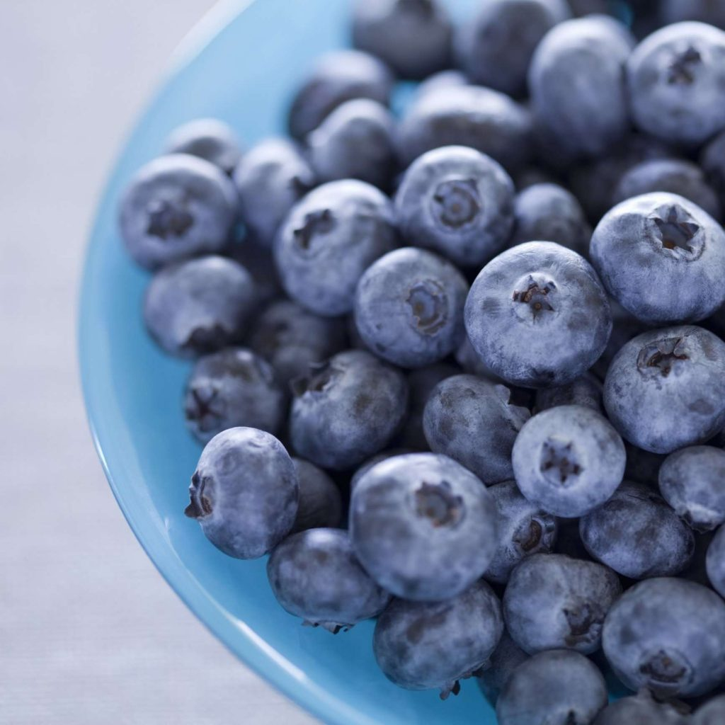 blueberries congelados