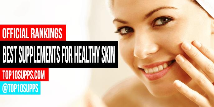 أفضل-المكملات مقابل صحي الجلد