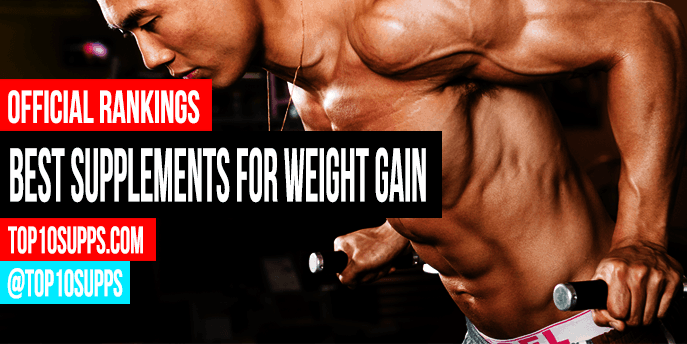 best-supplements-for-gaining-weight