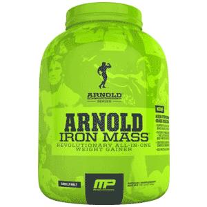 Arnold Schwarzenegger,-Series-Iron-Mass-review