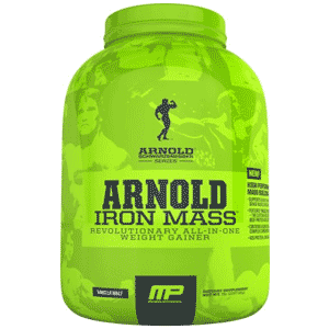 Arnold Schwarzenegger Series Ferro Mass comentário