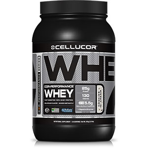 Cellucor COR-Kinerja Whey Ulasan