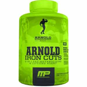 MusclePharm Arnold Reeks Iron Cuts Review