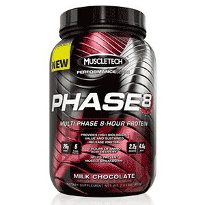 MuscleTech Fasa 8 Review