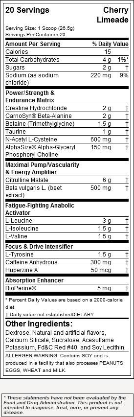 Jym предварително етикет Jym храненето