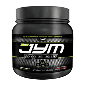 Jym Pre-Jym Pre-Workout Supplement Review
