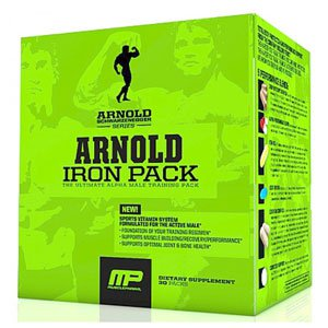 MusclePharm Arnold Schwarzenegger Series Iron Pack Review