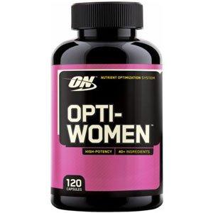 غروب النساء المثلى التغذية-الفيتامينات-مراجعة