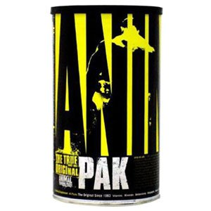 Universal Nutrition animale Pak examen