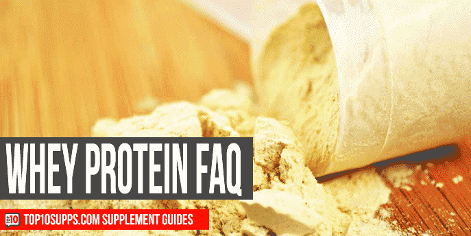 What Are Whey Protein Powders? – Frequently Asked Questions