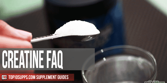 What Are Creatine Supplements? – Frequently Asked Questions
