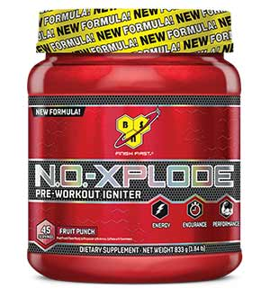 BSN N.O Xplode Review